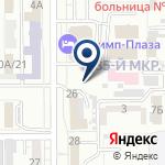 Компания САЛЮС на карте