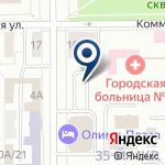 Компания СКС-Конструкция на карте