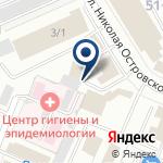 Компания Радио торговых центров на карте