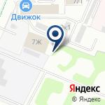 Компания EastExpress на карте