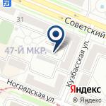 Компания МЕД-ЭКСПРЕСС на карте