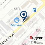 Компания Фортуна Принт на карте