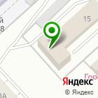 Местоположение компании Кузбасс-окно