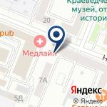 Компания Кемеровский полиграфический комбинат на карте