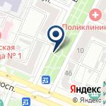 Компания Бюро грузоперевозок на карте