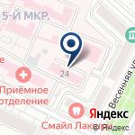 Компания VISAGE на карте