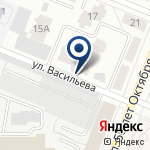 Компания Абразив-ТВ на карте