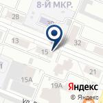 Компания Кемеровский центр судебных экспертиз, АНО на карте