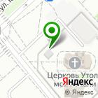 Местоположение компании Иконная лавка на ул. Патриотов