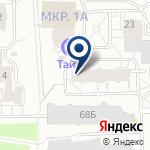 Компания КузбассИнвестСтрой на карте