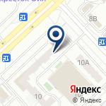 Компания ФОДОС на карте