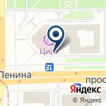 Компания Кемеровский государственный цирк на карте