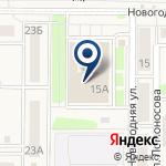 Компания Содружество на карте