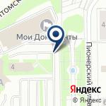 Компания КузбассКадастр на карте