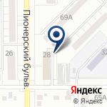 Компания Модерн-Групп на карте