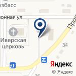 Компания Швейная фабрика Кедровка на карте
