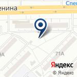 Компания Кемеровская областная библиотека для детей и юношества на карте