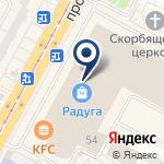 Компания Феерия на карте