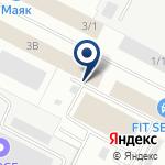 Компания Сибирские технологии на карте