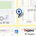 Компания Okroshka design на карте