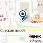 Компания СибМетаЦентр на карте