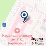 Компания Городской центр амбулаторной сосудистой хирургии на карте
