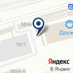 Компания Жадина на карте