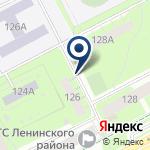 Компания Литературное кафе на карте