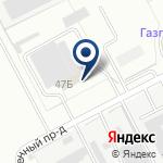 Компания Дорстройпроект на карте