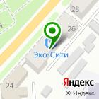 Местоположение компании Адвокатский кабинет Конева Н.Н.