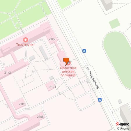 Ворошилова ул., 21