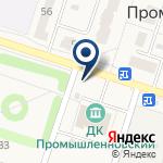 Компания Дворец культуры Промышленновский на карте