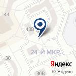 Компания Роста, ЗАО на карте