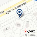 Компания Фонд развития жилищного строительства Кемеровской области, НО на карте