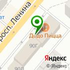Местоположение компании Кузнецкая земля