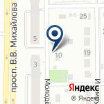 Компания АРТ СТРОЙ на карте