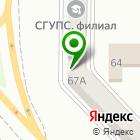 Местоположение компании Техникум