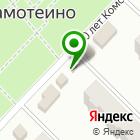 Местоположение компании Фловер Колмогоры
