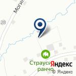 Компания Русская банька с веником на карте