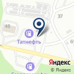 Компания АЗС Татнефть на карте