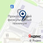 Компания Менеджмент-тренинг на карте