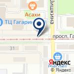 Компания Банк Уралсиб, ПАО на карте