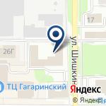 Компания ПРОФ-ИТ на карте