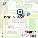 Компания ККМ-Сервис на карте