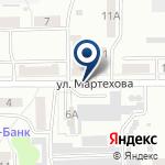 Компания Системы Безопасности Кузбасса на карте