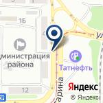 Компания СМАРТ на карте