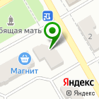 Местоположение компании Продуктовый магазин на Томской