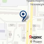 Компания Продуктовый магазин на Союзной на карте