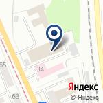 Компания Аквапро42.рф на карте