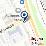 Компания Защита+ на карте